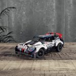 Lego Technic Top Gear Rally Car Review - Embrace Your Inner Stig