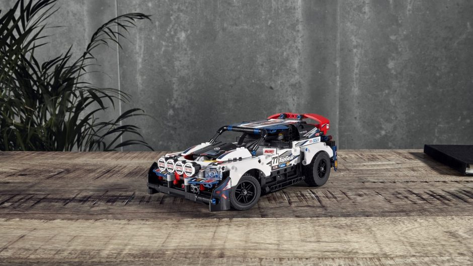 Lego Technic Top Gear Rally Car Review – Embrace Your Inner Stig